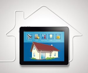 48295836 - home automation - smart security and automated system